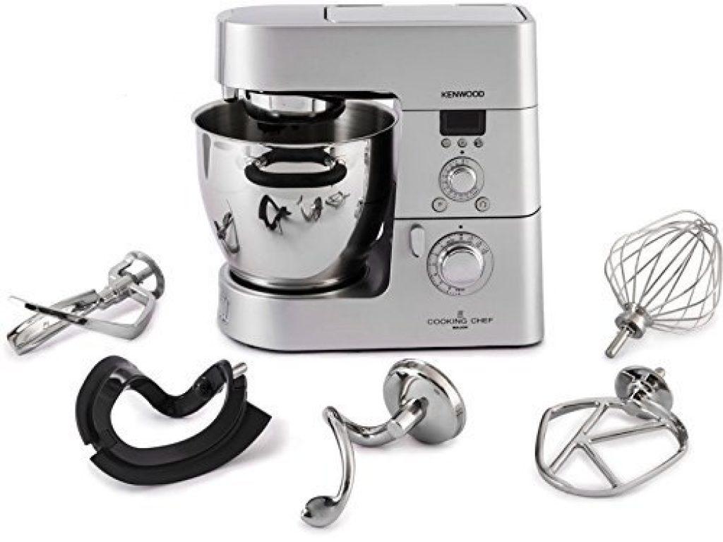 Test Et Avis Robot Kenwood Cooking Chef Km082 Top Cuistotcom